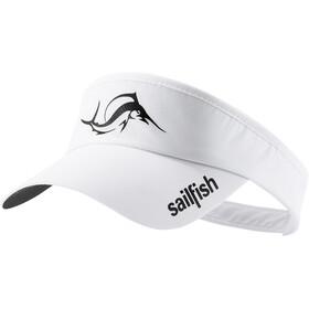 sailfish Visor white